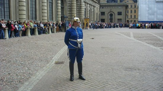 Palais royal : Королевский дворец