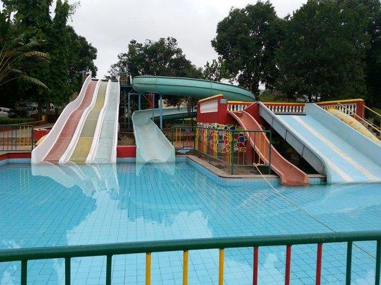 United 21 Panoramic Resort, Karnala: Pool area
