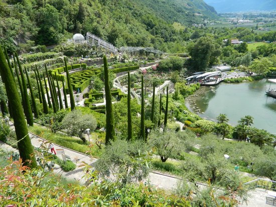 I Giardini di Castel Trauttmansdorff : Giardini