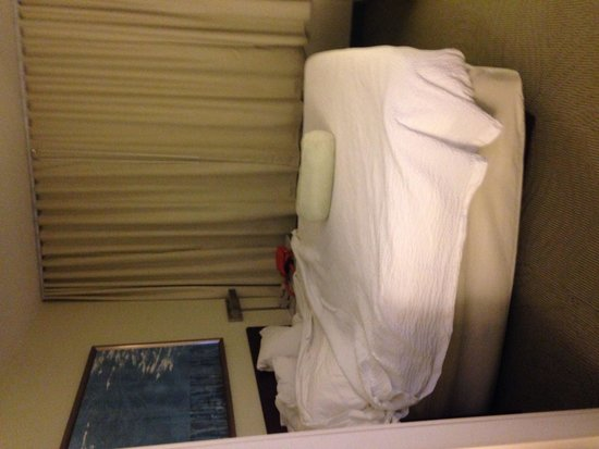 SpringHill Suites Chicago Lincolnshire : Bedroom