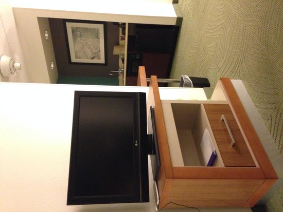 SpringHill Suites Chicago Lincolnshire : TV