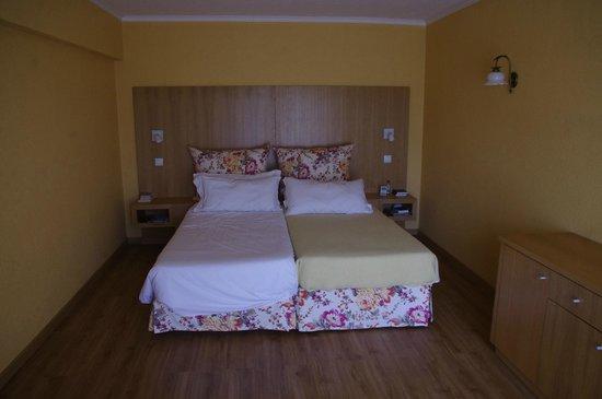Quinta Splendida : Schlafzimmer mit bequemem und großem Bett
