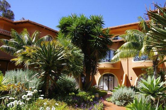 Quinta Splendida : Impression des Gartens