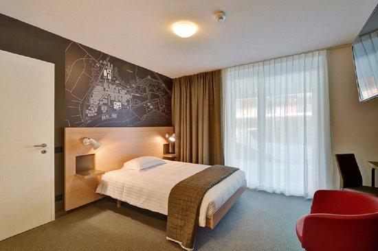 SwissTech Hotel: Chambre Standard