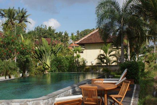 Bhanuswari Resort & Spa: mooie kamers en goed onderhouden tuin