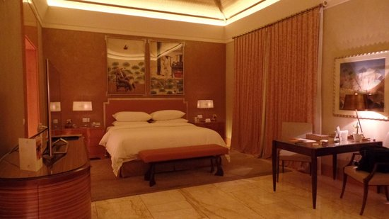 Mulia Villas: 침실