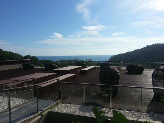 Avista Hideaway Phuket Patong, MGallery by Sofitel : View From Reception