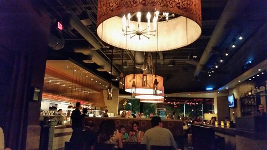 SOL Mexican Cocina: Inside dinning area