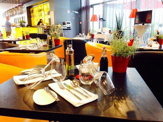 angelo by Vienna House Munich Westpark: Restaurant