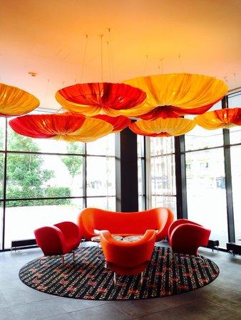 angelo by Vienna House Munich Westpark: Lobby