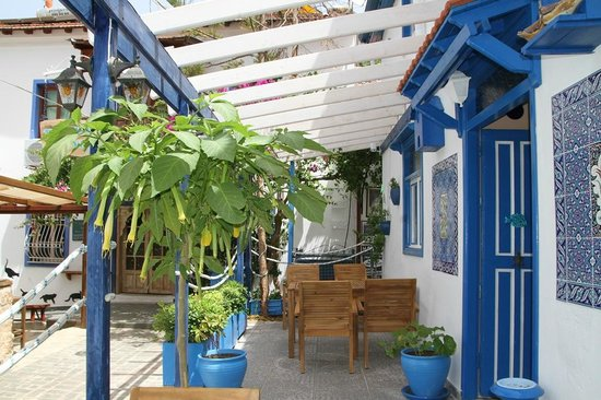 Turkuaz Restaurant Meyhane : Front side