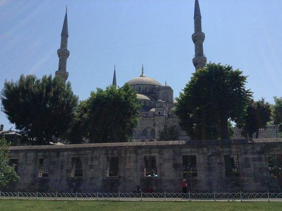 Blue Mosque: мечеть