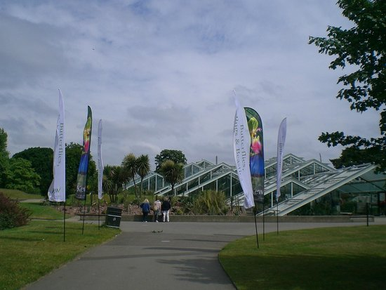 Royal Botanic Gardens Kew: Glass House