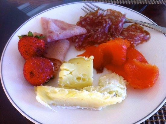 Fairmont Makati: Breakfast