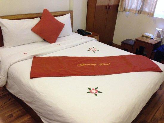 Hanoi Charming Hotel: Room 201