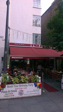 Al Forno - Shepherd's Bush Green: Best Bargain in London!!!