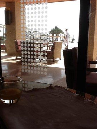 Le Meridien Dahab Resort : da ristorante Vie
