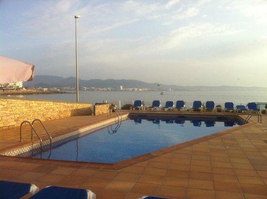Apartamentos Sol Bahia: heerlijk rustig relaxen en een prachtige view