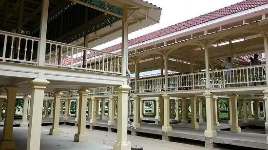 Mrigadayavan Palace: palace