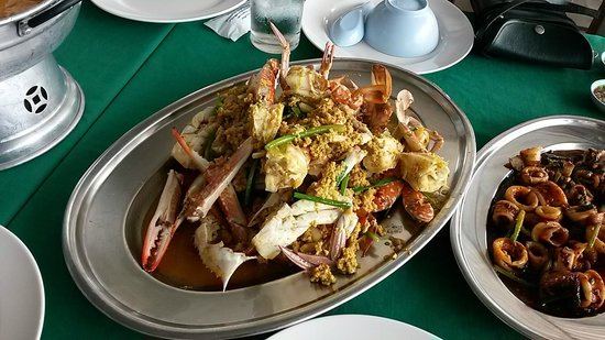 Sang Thai Seafood: seafood