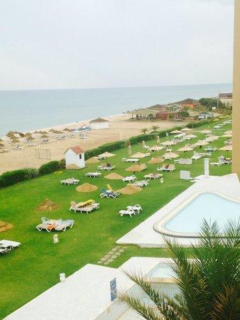Iberostar Averroes: Beach