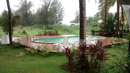 Miramar Residency: Pool