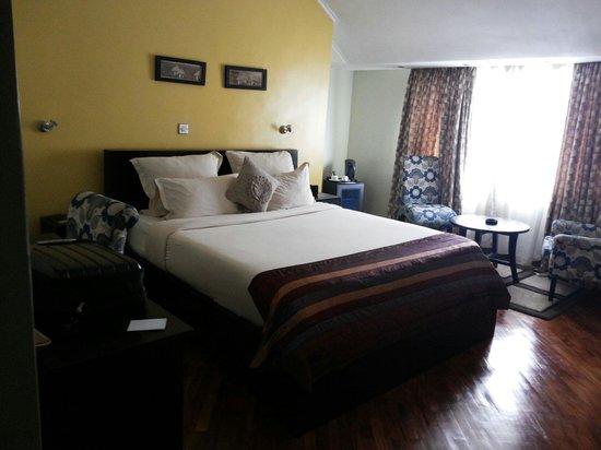 Hotel Bon Voyage: Hotel room