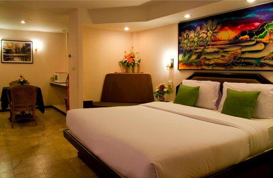 Paradise Inn Phuket: Grand Deluxe Room