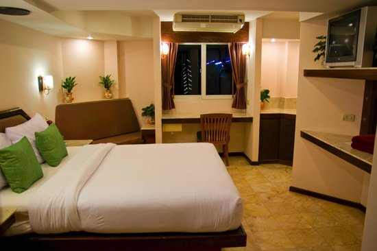 Paradise Inn Phuket: All rooms are different