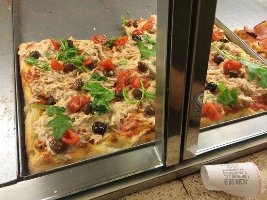 Pizza Florida: Au thon !!!