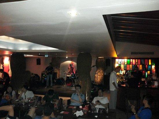 Red Snapper Restaurant & Bar : atmosfera ed arredamento di classe