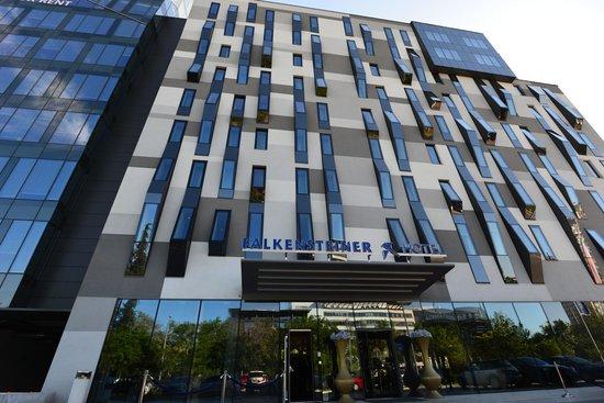 Falkensteiner Hotel Belgrade : 外観