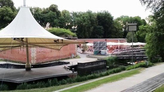 Stadtpark Glacis Neu-Ulm: Glacis Neu-Ulm
