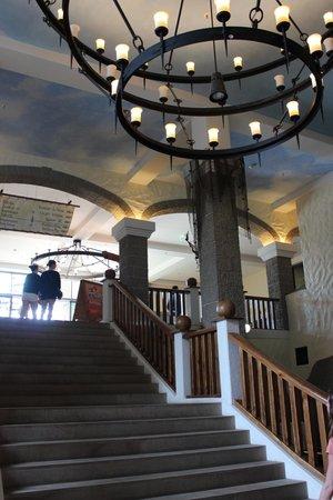 Heide Park Abenteuerhotel: Eingang vom Park