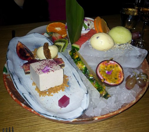 Masu: Desert... For Two...
