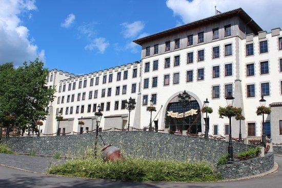 Heide Park Abenteuerhotel: Aussenansicht