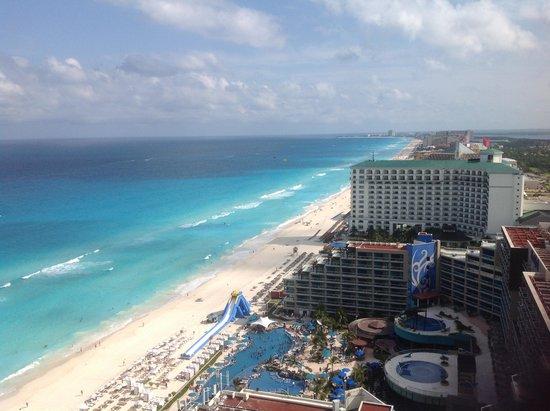 Secrets The Vine Cancún: View