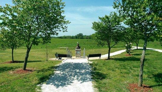 George Washington Carver National Monument: The trail