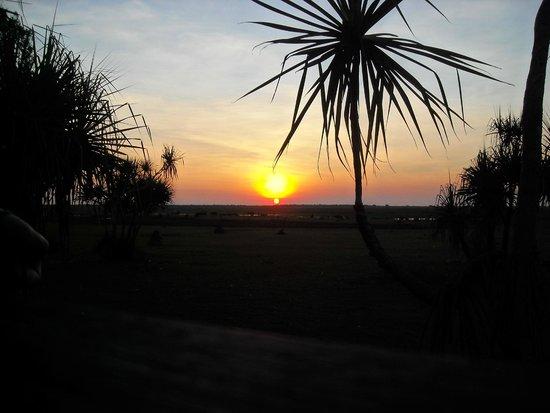 Bamurru Plains: Sunset