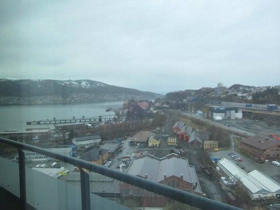 Scandic Narvik: Utsikt 14. etasje