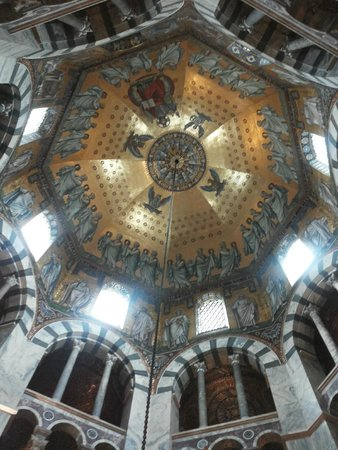 Aachen Cathedral (Dom): Volta Cattedrale