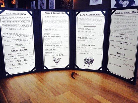 The Hill Station Signature Restaurant Sapa