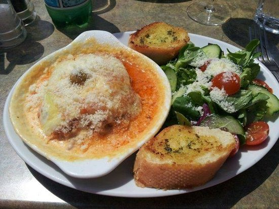 Caffe Baglioni: Lasagna