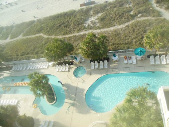 Ocean Drive Beach and Golf Resort: Pool and Lazy River