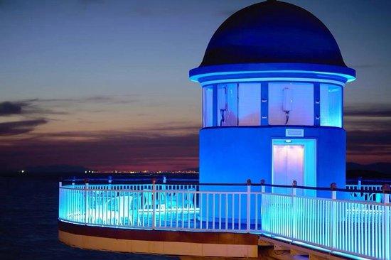 Club Blue Dreams: Nice view