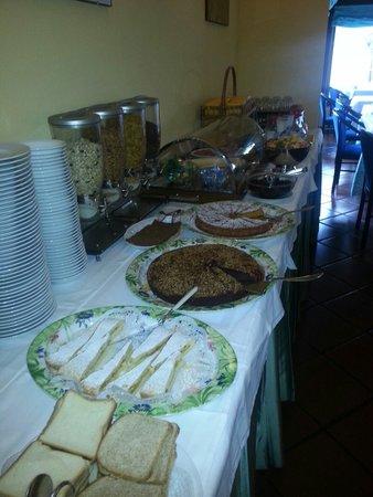 Hotel Sardi: Breakfast