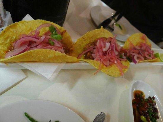 Tapas 24 : Pork Tacos