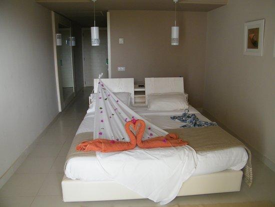 Seabel Rym Beach : la chambre