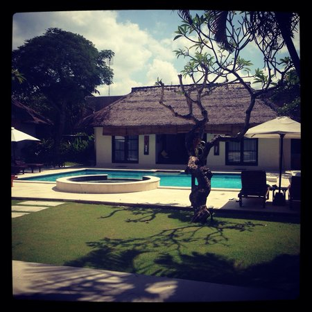 The Bli Bli Villas & Spa: Great pool!