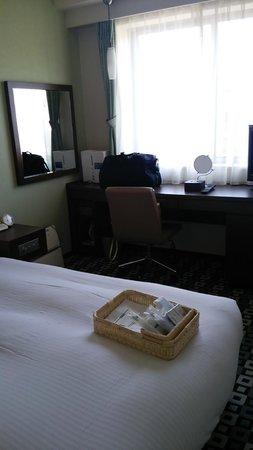 Hotel Il Cuore Namba : レディースフロア